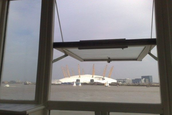 View from All Rooms of The O2 Arena